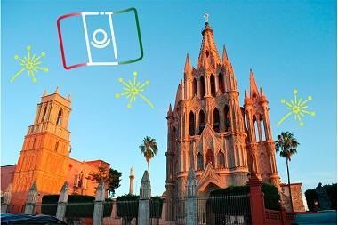 5 lugares en San Miguel de Allende para dar el grito de Independencia
