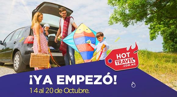 En octubre llegó el Hot travel