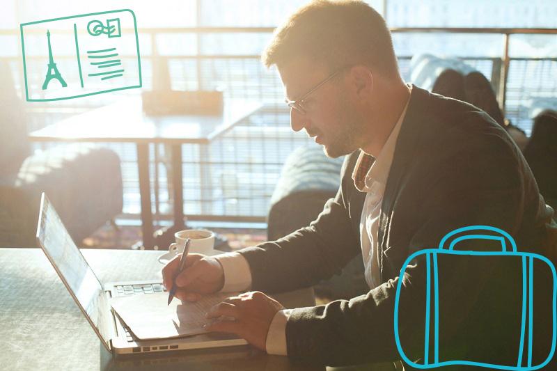 ¿Cómo organizar un viaje de negocios libre de estrés?