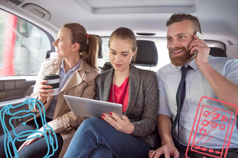 3 increíbles ventajas del sistema de movilidad compartida