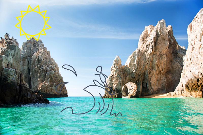 Mexico para turistas nacionales: disfruta en automóvil los paraísos de San José del Cabo