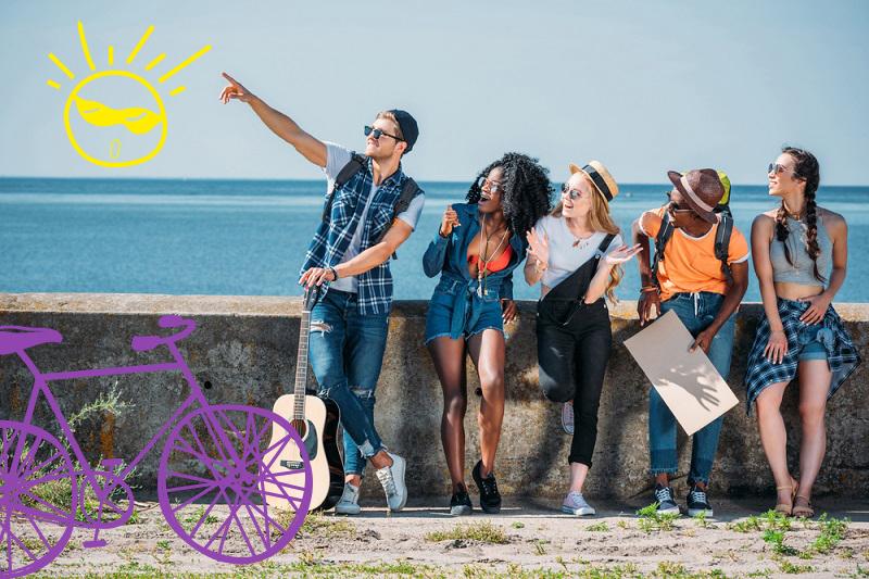 ¿Dónde pasar un fin de semana divertido con amigos? ¡Vive el Carnaval de Veracruz!