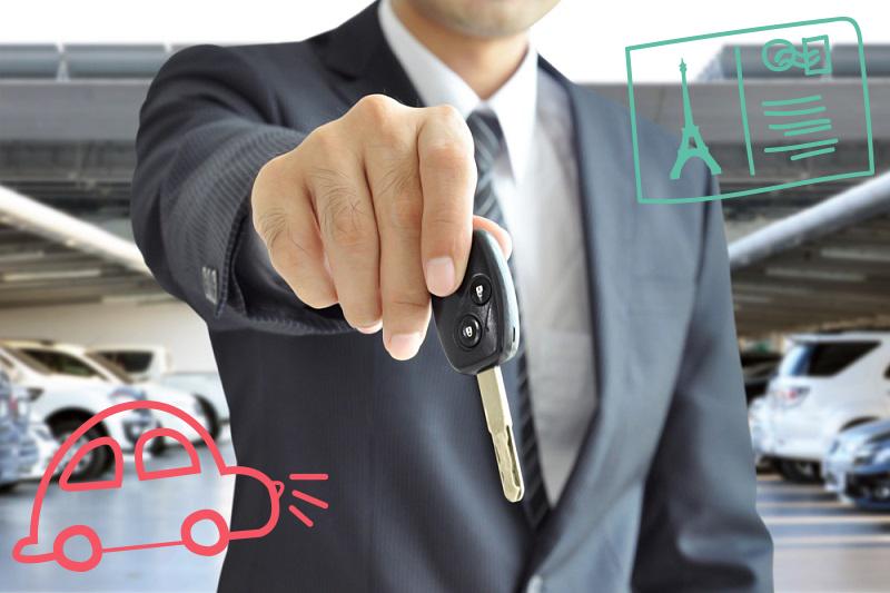 Solución de negocios para las empresas que buscan renta de autos