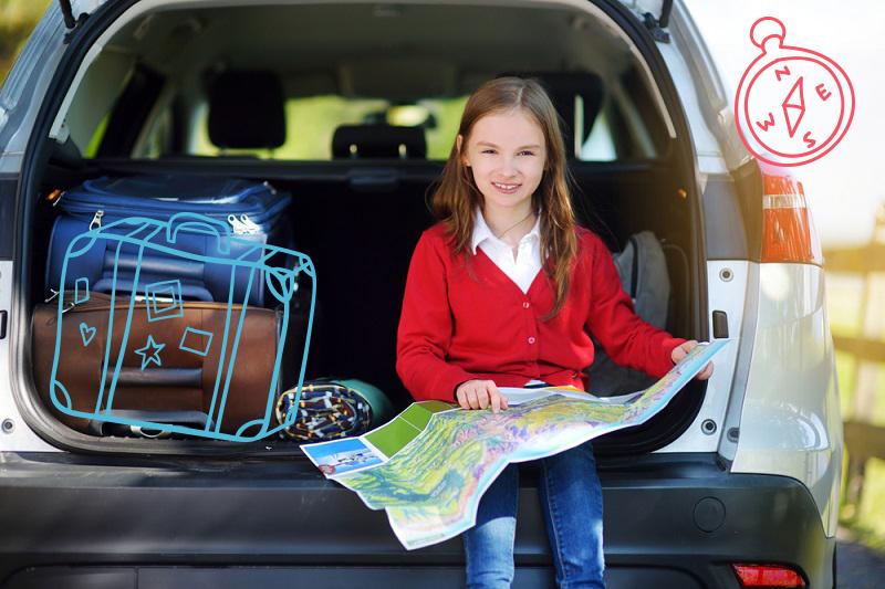 3 ventajas de viajar en auto de renta en Semana Santa