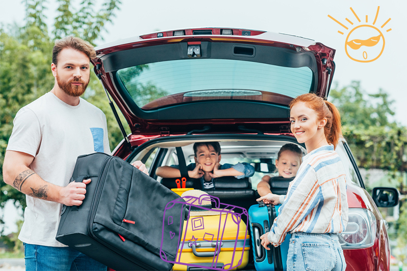 5 consejos para viajar en coche y aprovechar al máximo el tiempo