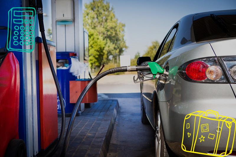 3 tips para calcular gasolina y peajes en tu próximo viaje en auto