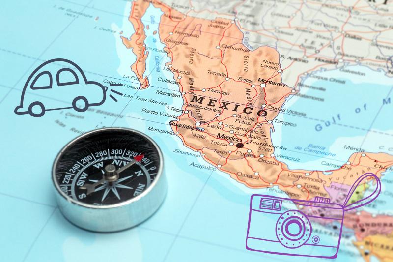 ¿Por qué viajar en carro por México es algo que debes vivir?
