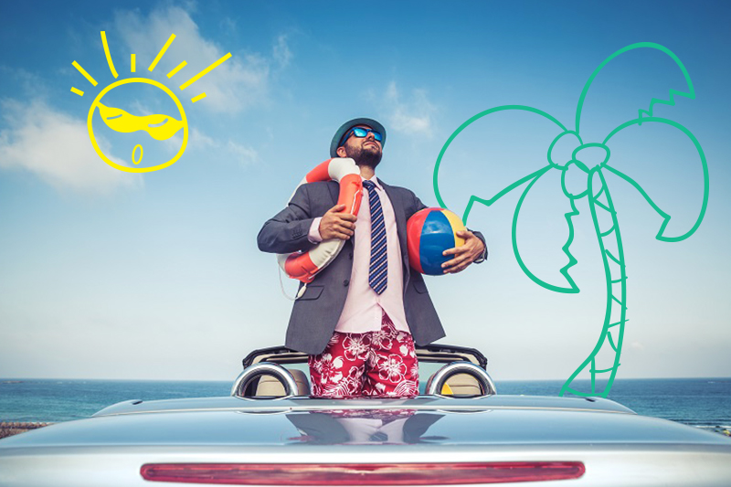 Turismo de negocios: una realidad si cuentas con un coche corporativo confiable