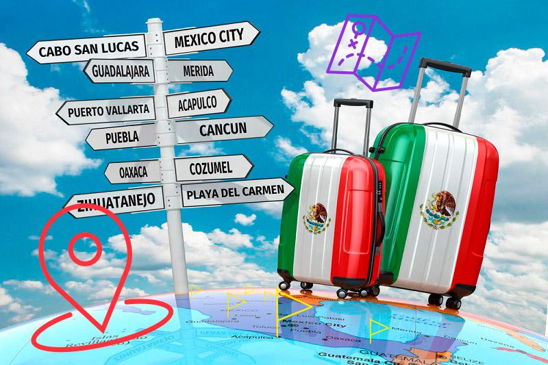 ¿Sabes cuáles son los paraísos en México para visitar este verano?