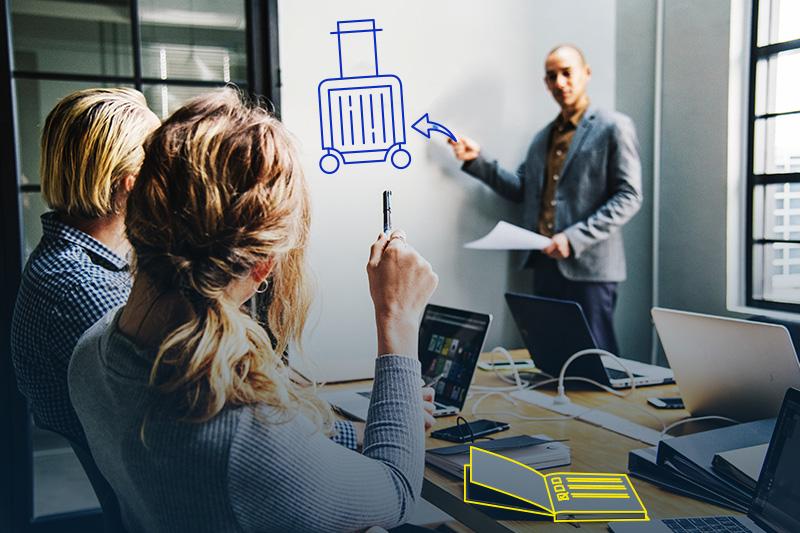 5 consejos para tener viajes de negocios más productivos