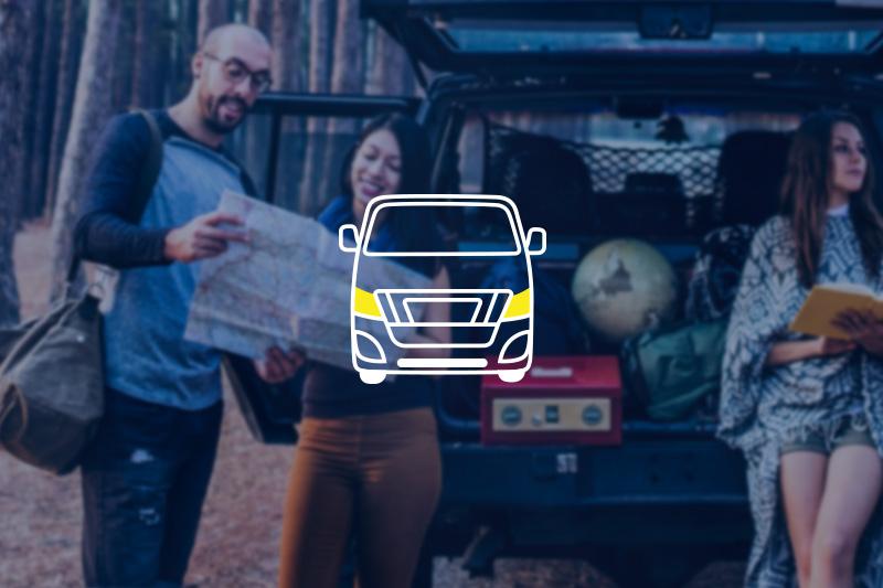 ¿Por qué conviene la renta de vans si eres agencia de viajes?