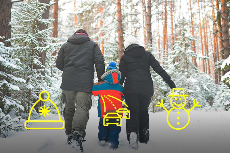 Renta un auto y visita estas ciudades en las vacaciones de invierno