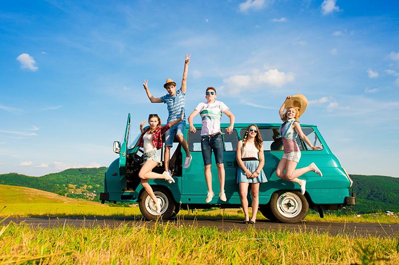 5 ventajas de la renta de autos para viajes en grupo