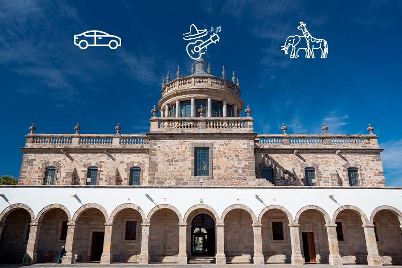 ¿Por qué rentar un auto para explorar Guadalajara?