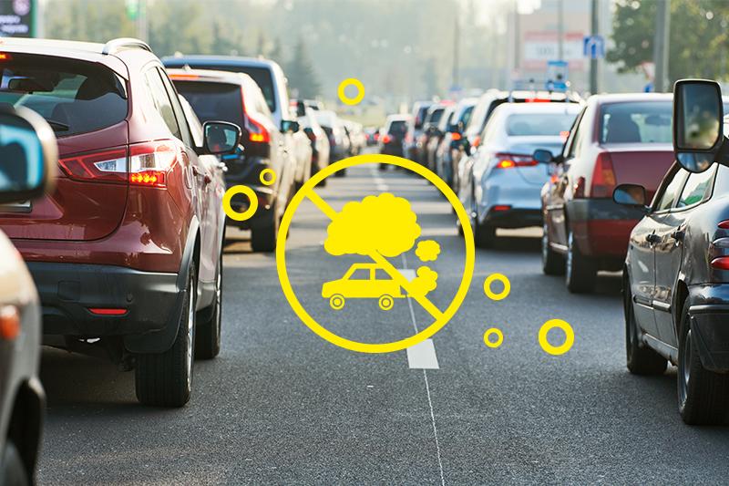Renta de autos para empresas, una alternativa que ayuda al medioambiente