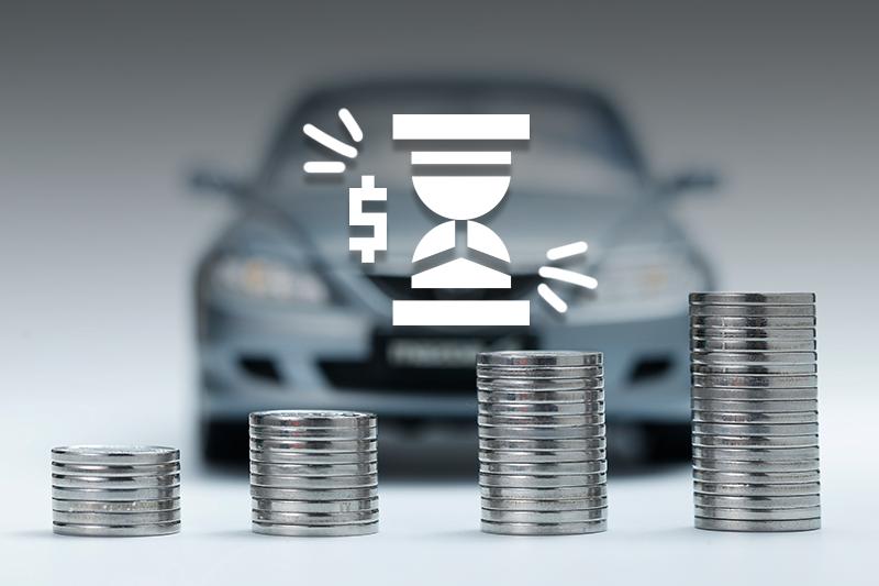 Evita la depreciación de los  autos  en tu empresa