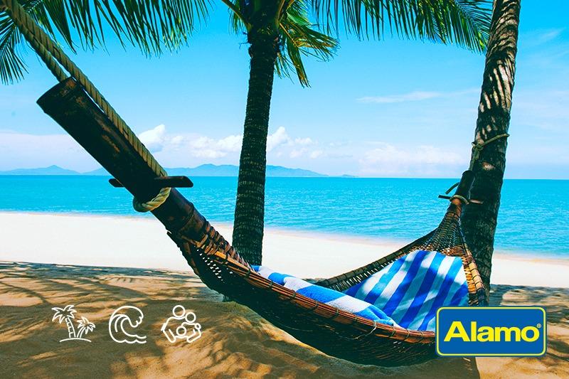 Renta un auto y visita las playas más famosas de México