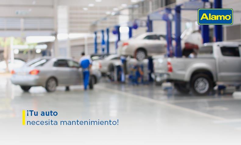 Agencia de renta de autos para evitar inconvenientes con reparaciones