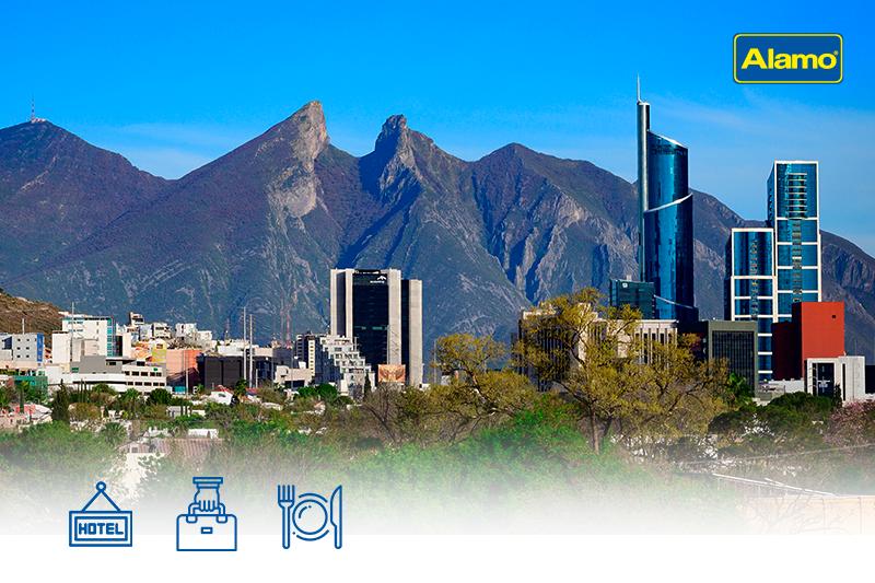 Top 5 de hoteles en Monterrey para un viaje de negocios
